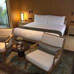 bedroom of Ming Deluxe Pavillion
