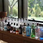 Gin and tonic bar waiting for you