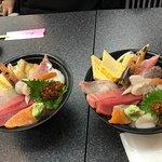 Foto de Tsukiji Kiyomura Sushi-Zanmai Higashi Shinjuku-ten