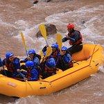 Rafting, adrenalina en el agua