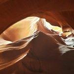 Photo of Upper Antelope Canyon