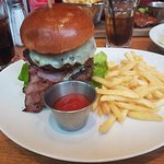 صورة فوتوغرافية لـ ‪Black & Blue Steakhouse - Notting Hill Gate‬