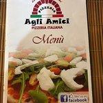 Foto de Pizzeria AGLI AMICI da Michele & Jimmy