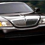 Classic Lincoln TownCar, fits 4 passengers comfortably. (Premium Sedan)