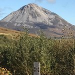 Mount Errigal - highest mountain in County Donegal.