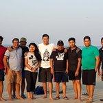 Serene and happening, Zury White Sand, Goa