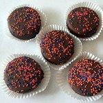 chocolate covered Oreos from Affy Tapple