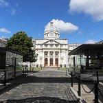 政府办公楼照片