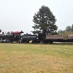 Bild från 1880 Train/Black Hills Central Railroad