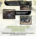 Fotografie: Sport&Green Lab Paintball e Softair Salerno