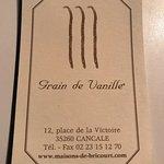 Foto di Grain de Vanille