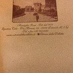 Photo de Osteria della Villetta