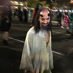 The Village Halloween Parade_Sanju-14