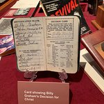 Foto di Billy Graham Library