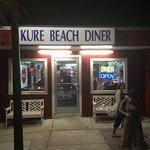 Kure Beach Diner resmi