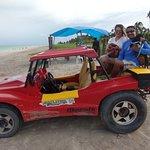 Praia Camacho Foto