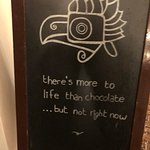 Foto van Quetzal Chocolade Bar