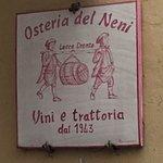 Фотография Osteria del Neni