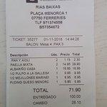 Photo of Meson Rias Baixas