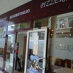 Foto de Restaurant Pizzeria Quadrifoglio