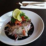Asian Tuna Steak