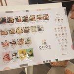 ภาพถ่ายของ Code
