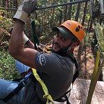 Foto van Ocoee River Basin Canopy Tour