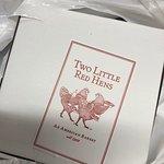 Фотография Two Little Red Hens