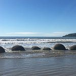 Photo of Moeraki Boulders