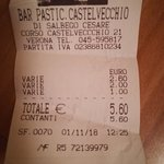 Фотография Pasticceria Castelvecchio