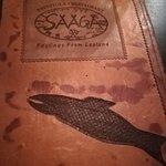 Foto van Restaurant Saaga