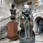 Photo of HR Giger Museum