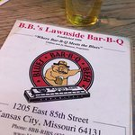 Foto B B's Lawnside Bar-b-que