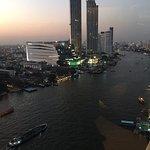 Window View - Shangri-La Hotel, Bangkok Photo