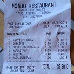 Photo of Mondo Restaurant