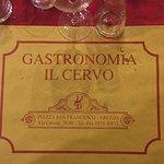 Photo de Gastronomia Il Cervo