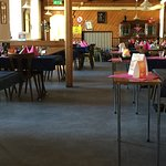 Restaurant - Pizzeria de la gare Foto