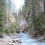 Photo of Johnston Canyon