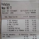 Photo of Restaurante Vistamar