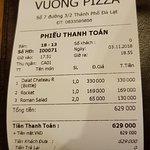 Foto de Vuong Pizza