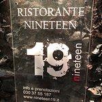Foto de Ristorante Nineteen - 19