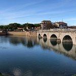 Bilde fra The Tiberius Bridge