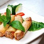Crispy rolls of deliciousness!