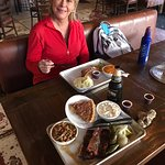 Foto de Augie's Alamo City BBQ Steakhouse