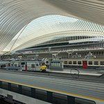 Zdjęcie Gare de Liege-Guillemins