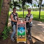 Maui Zipline Company resmi