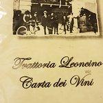 Trattoria Leoncino Foto
