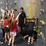 Bild från Hangdog Climbing Gym