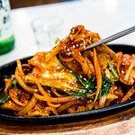 Jaeyuk Pokkum(Pork,chicken,Tofu)