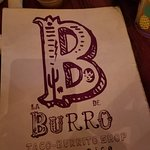 Foto de La B de Burro